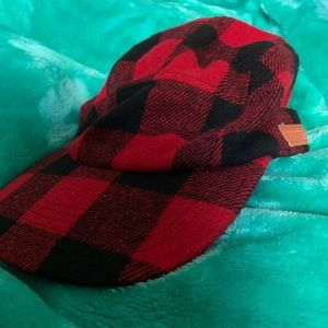Nickelodeon Pete & Pete 5 Panel Flannel Hat